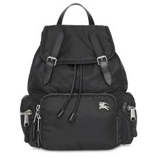 ca9daa50bd26 Burberry Puffer Nylon Medium Backpack Black