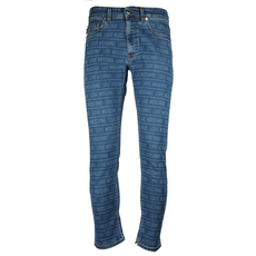 Love Moschino Type Write Jeans Blue