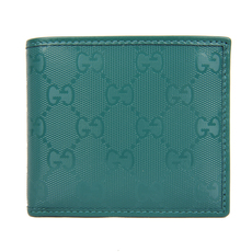 Gucci Bi-Fold Wallet Green