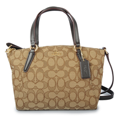 Coach Crossbody Bag Brown