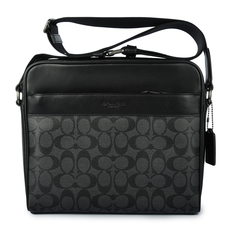 Coach Messenger Bag Black