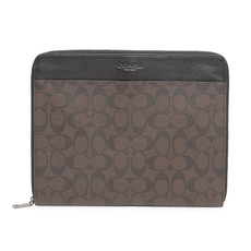 Coach Briefcase Brown