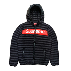 Supreme Spain Logo Print Jacket Black