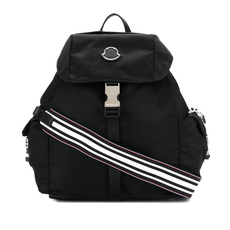 Moncler Foldover Top Backpack Black