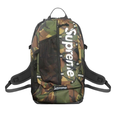 Supreme Spain Streetwear  Backpack Darkolivegreen