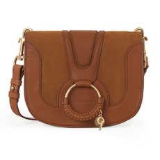 See By Chloe Hana Crossbody Bag Caramello