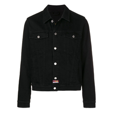 Kenzo Phoenix Denim Jacket Black