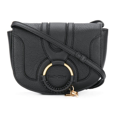 See By Chloe Small Hana Shoulder Bag Black