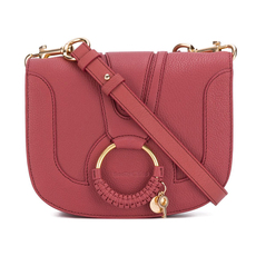 See By Chloe Medium Hana Shoulder Bag Rusty Pink