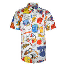Love Moschino Sports Kit Shirt Multicolor