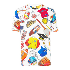Love Moschino Sports Kit T-Shirt Multicolor
