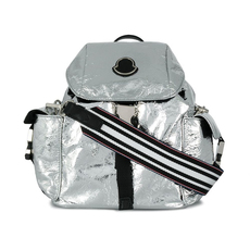 Moncler Dauphine PM Backpack Silver