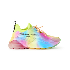 Stella Mccartney Eclypse Rainbow Women's Sneakers Multicolor