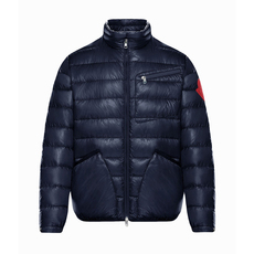 "Moncler Genius ""Liam"" Down Jacket Blue"