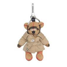 Burberry Thomas Bear Charm Antique Yellow