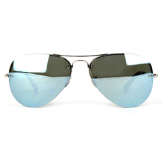 Ray-Ban Unisex Sunglasses Silver