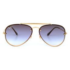 Ray-Ban Unisex Sunglasses Gold
