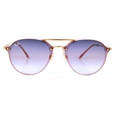 Ray-Ban Women's Sunglasses Pink/Gold