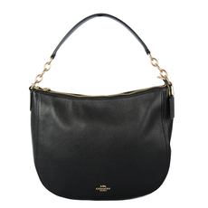 Coach Shoulder Bag Black