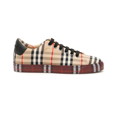 Burberry Vintage Check Women's Sneakers Archive Beige/Burgundy