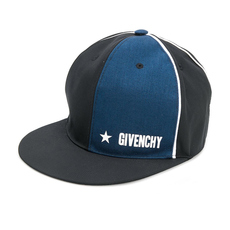 Givenchy Paris patch Cap Blue/Black