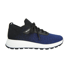 Prada Men's Sneakers Blue/Black