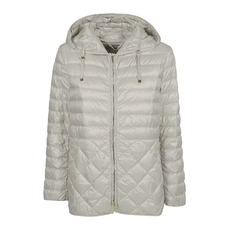 S Max Mara Ultralight Padded Down Jacket White