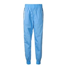 Fendi Logo Track Sweatpants Blue