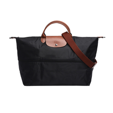 Longchamp Le Pliage Travel Bag Black
