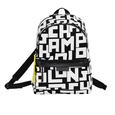 Longchamp Le Pliage LGP Backpack Black/White