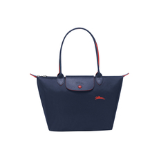 Longchamp Small Le Pliage Club Tote Bag Navy