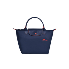 Longchamp Small Le Pliage Tote Bag Navy Blue