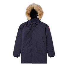 Canada Goose Langford Parka Fusion Fit Down Jacket Navy