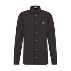 Dior Homme X Kaws Bee Patch Shirt Black