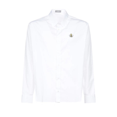 Dior Homme X Kaws Bee Patch Shirt White