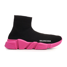 Balenciaga Speed Trainers  Women's Sneakers Black/Pink