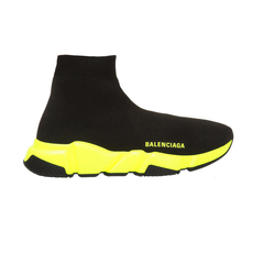 Balenciaga Speed Trainers  Women's Sneakers Black/Yellow