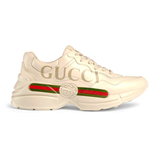 Gucci Rhyton Women's Sneakers Ivory
