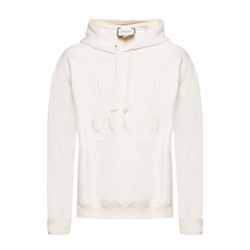 Gucci Tennis Sweatshirt White