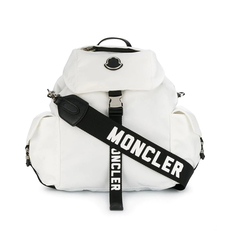 Moncler Dauphine Gm Backpack White