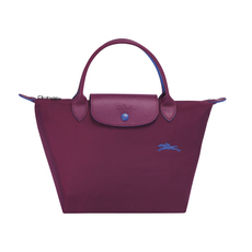 Longchamp Le Pliage Small Tote Bag Plum