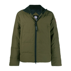 Canada Goose Woolford Down Jacket Military Green