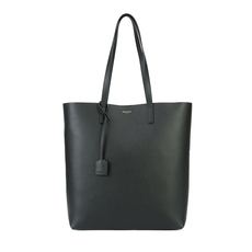 Saint Laurent N/s Supple Leather Shoulder Bag Black