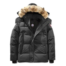 Canada Goose Wyndham Down Jacket Graphite
