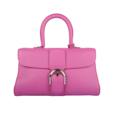 Delvaux Shoulder Bag Pink