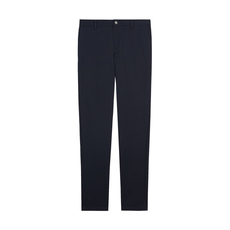 Burberry Slim Fit Trousers Navy