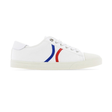 "Celine ""Triomphe "" Low Lace-Up Women's Sneakers White"