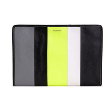 "Balenciaga ""Bazar"" Clutch Bag Multicolor"