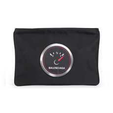 "Balenciaga ""Explorer"" Clutch Bag Black"