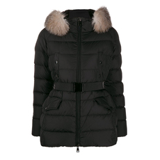 "Moncler ""Clion"" Down Jacket Black"